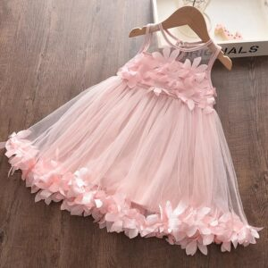 Formal Frock Little Girl Dress